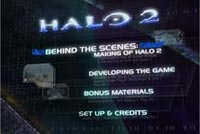 Halo 2 Limited Collector's Edition Bonus Dvd