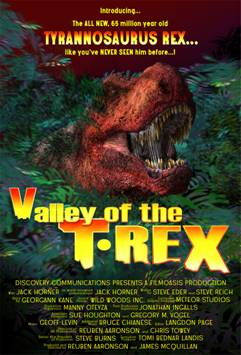 Valley of the T-Rex